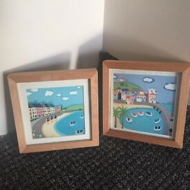 Framed Aberdovey Pictures