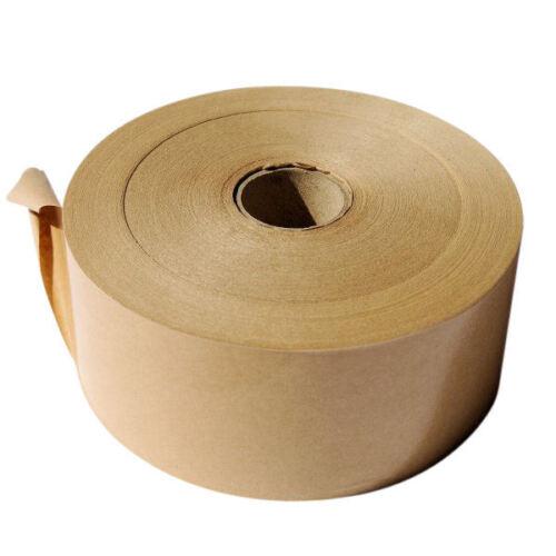 Standard 60gsm 48mm x 200m  Gum Side Out Gummed Paper Tape