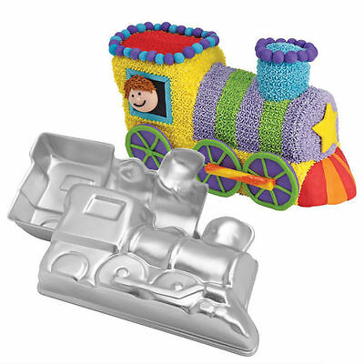 WILTON CHOO CHOO TRAIN CAKE BAKING PAN MOULD BIRTHDAY  PARTY BABY SHOWER