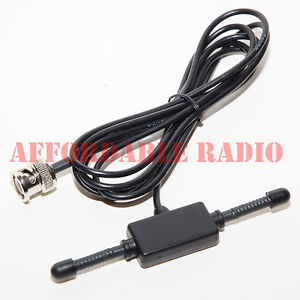 800-MHz-Mobile-Antenna-BNC-glass-mount-4-034-scanner-Motorola-Uniden-radio