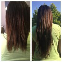 Luxury fusion Hair Extensions