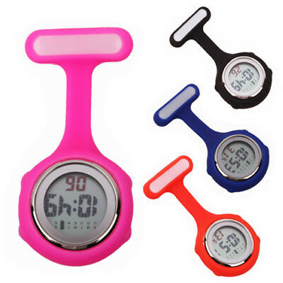 Gift Idea Nurses Watch 3 Colours Digital Day Date Retrolluminazione (Daytime Date Ideas)
