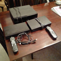 Shaw Arris Gateway Whole Home HDPVR System & Two Home Portals