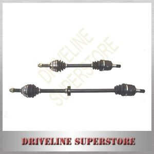 A PAIR OF BRAND NEW  CV JOINT DRIVE SHAFTS FOR TOYOTA COROLLA AE92 1989-1994