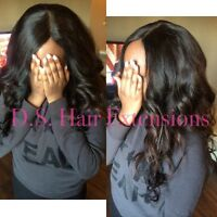 African Hair Stylist - Sew in / Hair fix / virgin hair