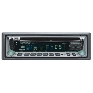 Kenwood KDC-217 face off cd player