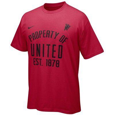 e591ce9c Nike Manchester United 2008 - 2009 Heritage Soccer Shirt Brand New US Large