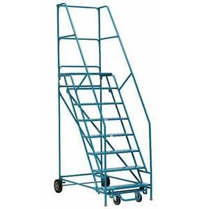 Rolling ladders, Hoppers, Dumper Carts
