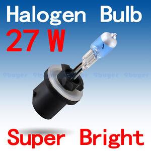 Ampoules (2) Xenon 880/890 5000K 27W/12V super white bulb set
