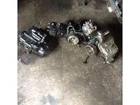 Quad bike engines