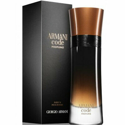 ARMANI CODE PROFUMO POUR HOMME 110ML EAU DE PARFUM SPRAY BRAND NEW & SEALED