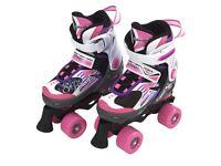 Blindside Quad skate 1-3 (UK) pink purple