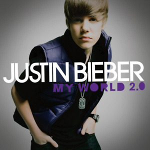Justin Bieber-My World 2.0 cd + bonus cd