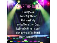 Friday Night Fever - Christmas Party