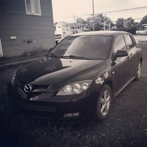 Mazda 3 sport 2008 à vendre