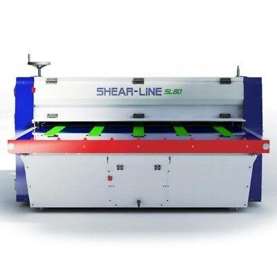 Shearline Sl70 Roller Die Cutter New