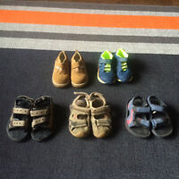 Sneakers/Shoes/Sandals - Size 5 TODDLER