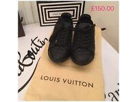 Louis Vuitton ladies trainers