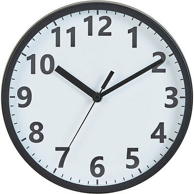 From Japan Nitori Wall clock Claire black Code: 8172566 / Tracking SAL