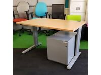 Cheap Beech Desks