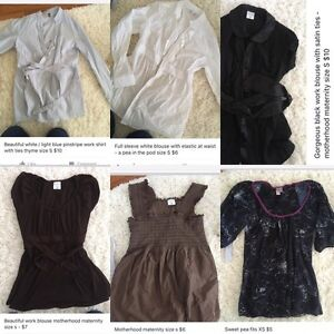 Spring / summer maternity clothes lot