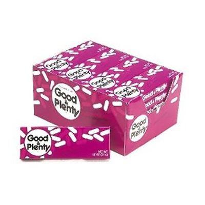 Good - Plenty Candy 24 Pack (1.8oz Per Pack)