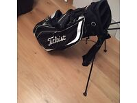 Titliest stand bag in excellent condition