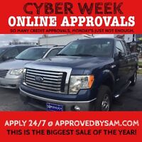 Amazing New Finance Options Can Lower Your Payments - F150 4X4