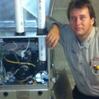 Furnace repairs and installation and gas fitter.