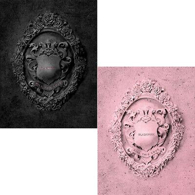 BLACKPINK [KILL THIS LOVE] 2nd Mini Album RANDOM CD+Photo Book+Card+F.Poster+etc
