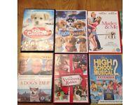 10 children's DVDs for £10!