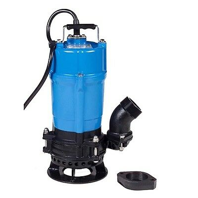 Nib Tsurumi Hsd2-4s 2 Electric Submersible Trash Pump 3480gph 34hp