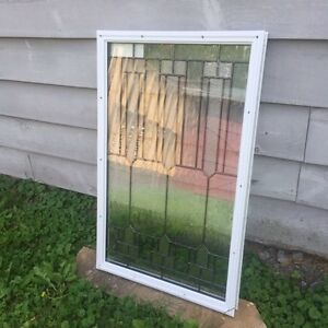 Exterior Door Glass Lite
