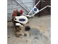 FAME 5Hp BRIGGS AND STRATTON ROTOVATOR TWIN BLADE