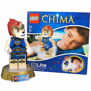 Lampe Lego Legend of Chima