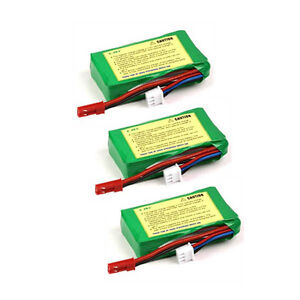 3x-7-4v-800MAH-LiPo-Li-Po-Battery-for-ESKY-LAMA-V4-V3-EK1-0181-000173-Kob-Hunter