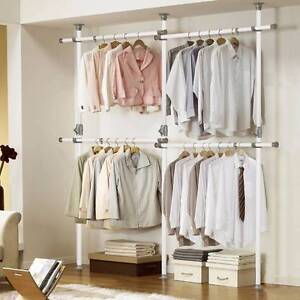 New Style Wardrobe - Strong Clothes Rack Sydney City Inner Sydney Preview
