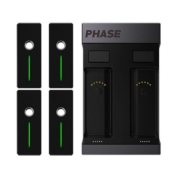 MWM Phase Ultimate - Wireless Timecode Technology with 4 Remotes and Receiver -
