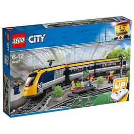 Lego City train brand new unopened