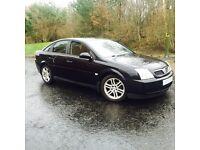 Vauxhall vectra low mikes full mot