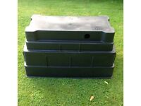 2 Large Pond Filter boxes