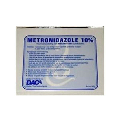 Pigeon Product   Metronidazole 10  Sachet By Dac   Racing Pigeons