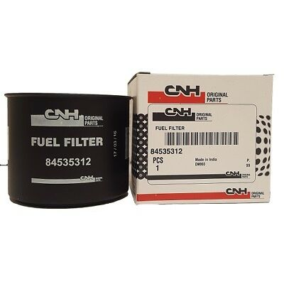 New Holland Fuel Filter Part 84535312