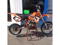 Ktm65 swap for 85 will add cash