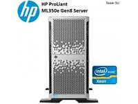 hp proliant ml350e g8/Server/fast