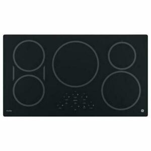 36 Electric Cooktop, GE Profile, Induction