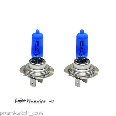 GP Thunder II 7500K H7 Xenon Halogen Headlight Bulb 55W Super White SGP75-H7 for sale  Ontario