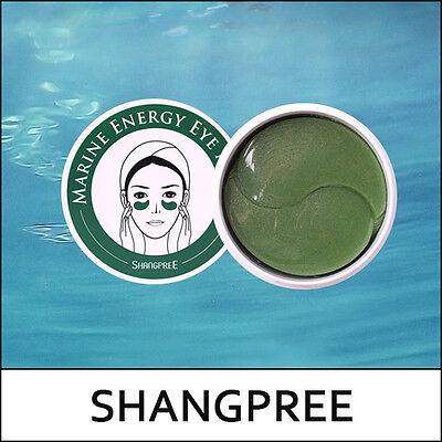 [SHANGPREE] Marine Energy Eye Mask (1.4g * 60ea) 1 Pack / Korea Cosmetic / (특셋)