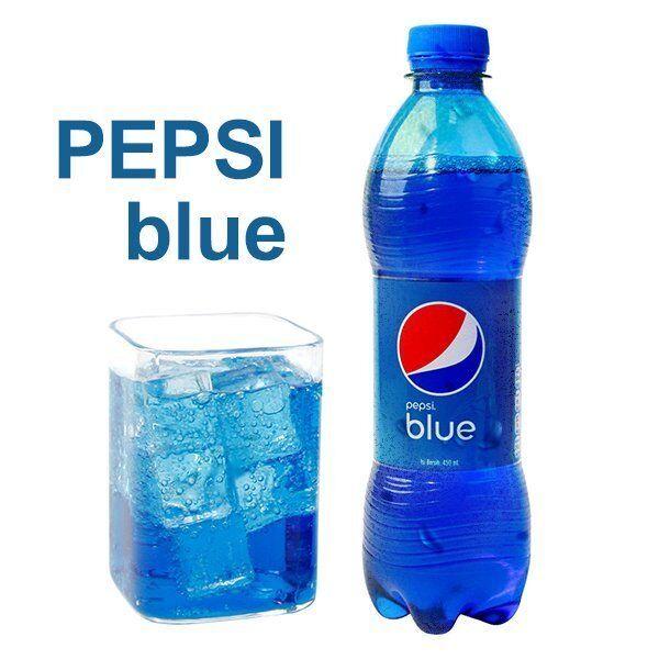 PEPSI BLUE 450ml Bali version US SELLER