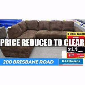 Kentucky 3 Seat Modular Lounge Booval Ipswich City Preview